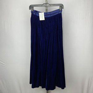 Gunne Sax Vintage Velvet Skirt